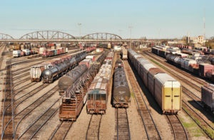 "Winnipeg CP Train Yard and Arlington Bridge Giclée on Canvas. Photo taken From Salter by Carl Brownell/Joe-Lynn Design. Printed and stretched by Carl Brownell/Joe-Lynn Design. A great buy at $80.00 Firm Print is a 20"" x 14"" Giclée on Epson Exhibition Canvas Matte. Ready to hang. Our prints are sold by square inch so we have a print for everyone's budget. Call 204-586-4738 Find more images at www.joe-lynn.com/ We do custom matting and framing as well."