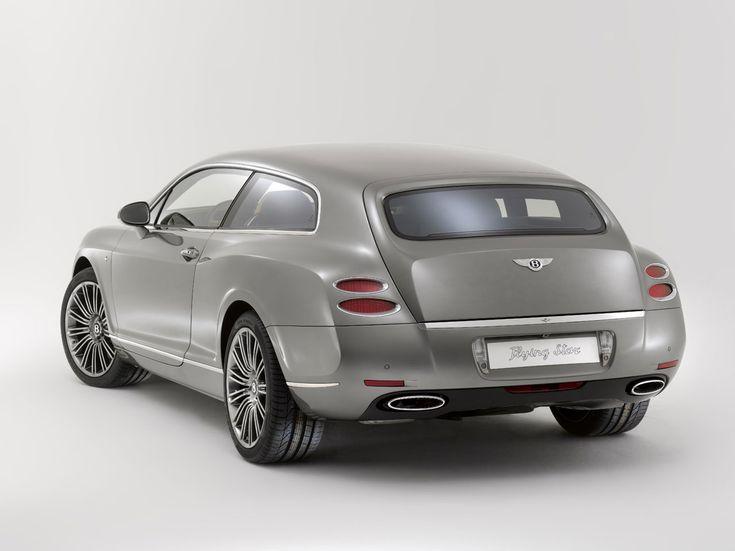 Bentley Continental Flying Star by Touring Superleggerab