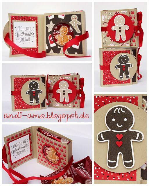 andi-amo Verpackung für Sprudelbad von Dresdner Essenz, Stanze Lebkuchenmännchen Stampin Up, auf www.andi-amo.blogspot.de