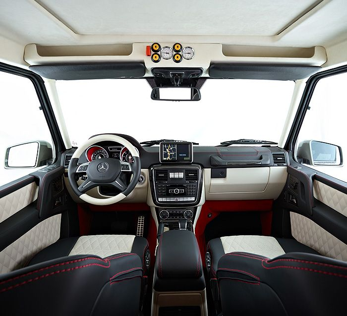 Best 25 mercedes g wagon interior ideas on pinterest for Mercedes benz amg 6x6 price