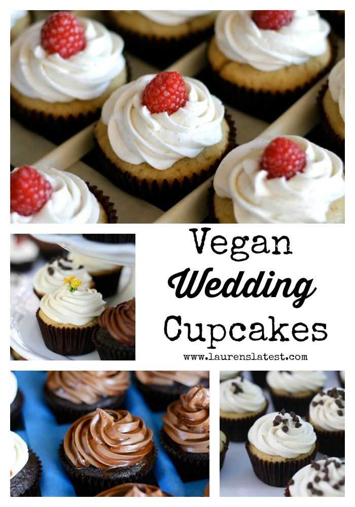 Vegan Cupcakes... these are awesome recipes!