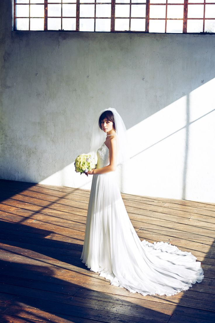 [dress:NOVARESE september] weddingdress weddingday white princess