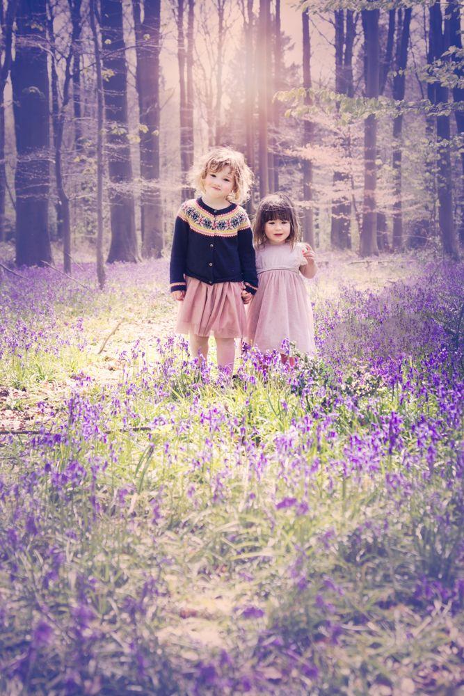 bluebell mini photo shoot| bluebells| sibling photo| hampshire