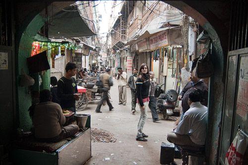 Diario de viaje 1 – Y por fin India
