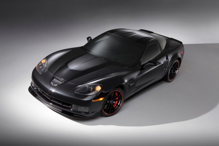 Buy a brand new Corvette and pick it up off the factory line.