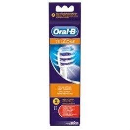 Oral-B Trizone Ανταλλακτικά βουρτσάκια 2τμχ