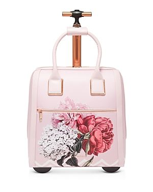4da57110d TED BAKER EMILIA PALACE GARDENS CARRY-ON. #tedbaker #bags #lace ...