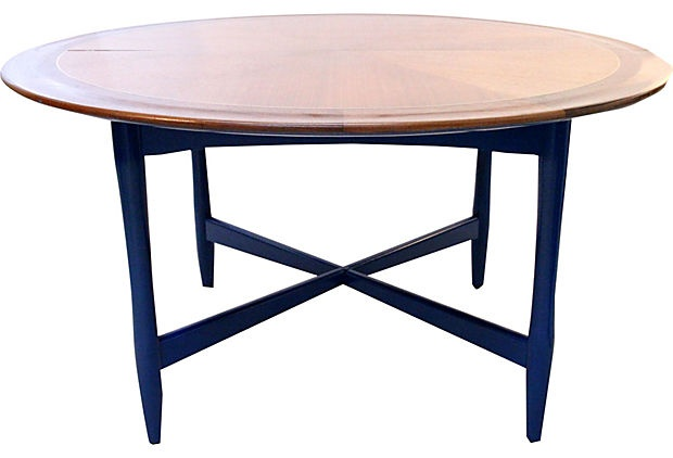 Midcentury Game Table on OneKingsLane.com