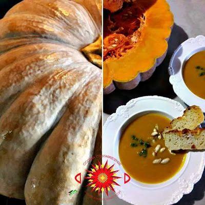 Cocina Costarricense: crema de ayote