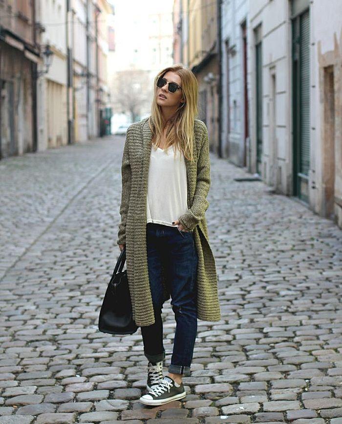 Trend: Lange Vesten - Fashionscene.nl