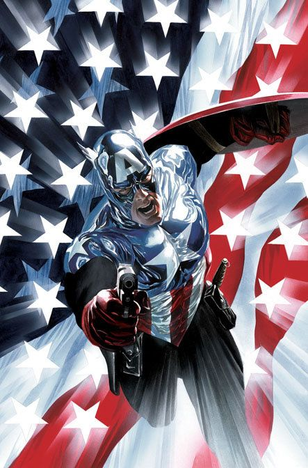"""Captain America ❁❁❁Thanks, Pinterest Pinners, for stopping by, viewing, pinning, & following my boards.  Have a beautiful day! ❁❁❁ **<>**✮✮""""Feel free to share on Pinterest""""✮✮"""" #fashion  #gifts www.unocollectibles.com"""