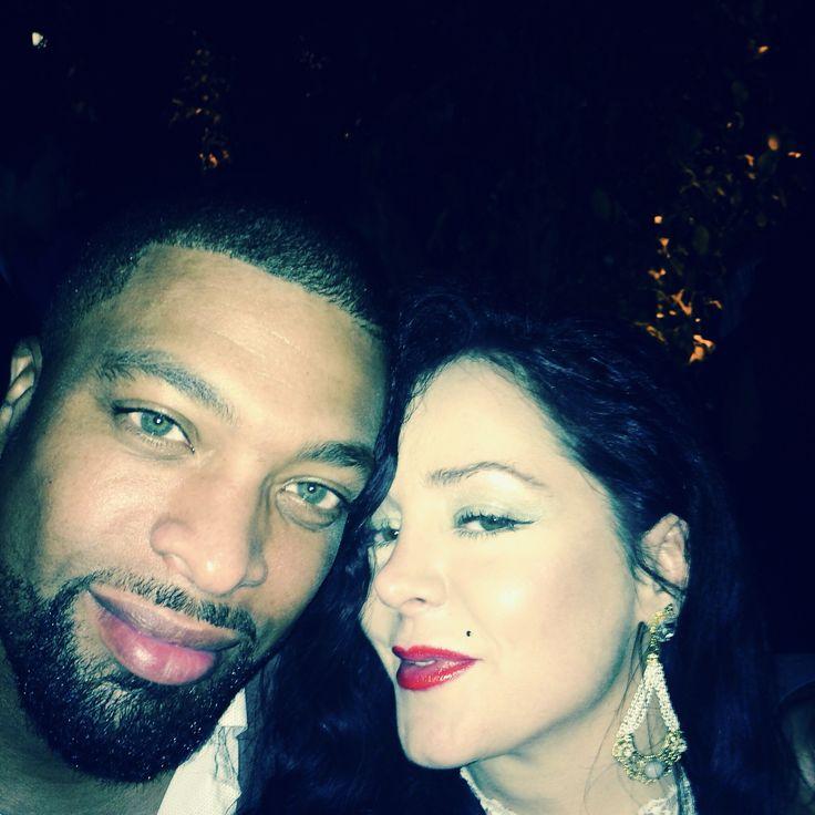 Despina Mirou and Deray Davis