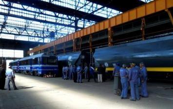 El Diario Noticias: Talleres Ferroviarios de Tafí Viejo: Las primeras remesas de trabajos