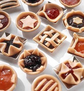 SuperDirectories - Mini Jam Tart Recipes / Tart Recipes