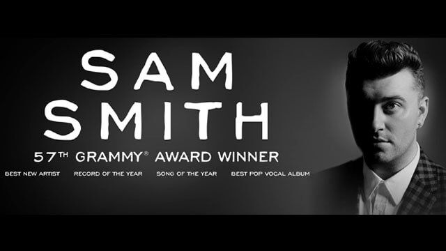 Sam Smith Australian Tour 2015 http://showsaustralia.blogspot.com.au/2015/11/sam-smith-australian-tour-2015.html