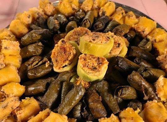 Bitlis Yöresinden Katıklı Dolma Tarifi | Nursel'in Mutfağından Yöresel Yemek Tarifleri