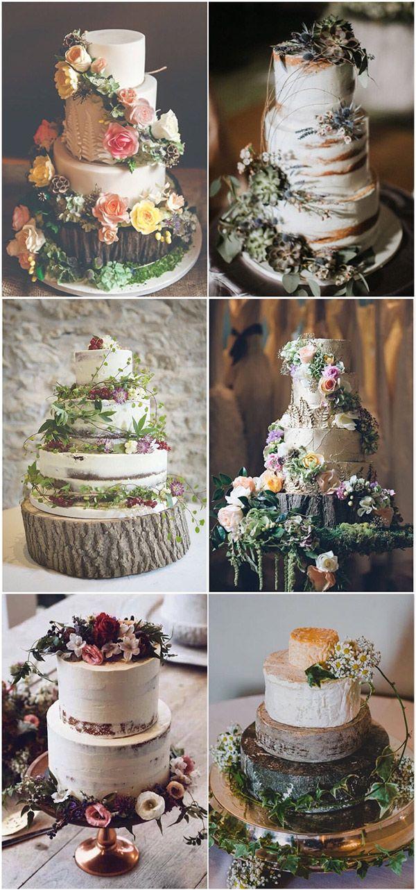 Romantische Wald Märchen verzaubert inspirierte Hochzeitstorten #Hochzeitstorten #Hochzeit …   – GENUSSECKE & MEHR …