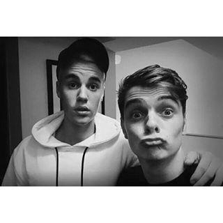 Justin Bieber and Martin Garrix