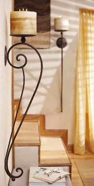 cast iron wall scroll cast iron steel pole with white