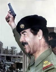 1990: Saddam Hussein's Iraq invades Kuwait