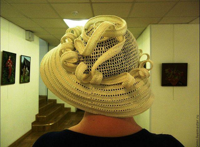 O meșteriță creează pălării croșetate de o frumusețe rară. Este incredibil! - Perfect Ask
