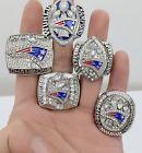 ❤♧ 2001, 2003, 2004, 2014, 2016 New #England Patriots Championship #Ring Se... Check It http://ebay.to/2tJpOab