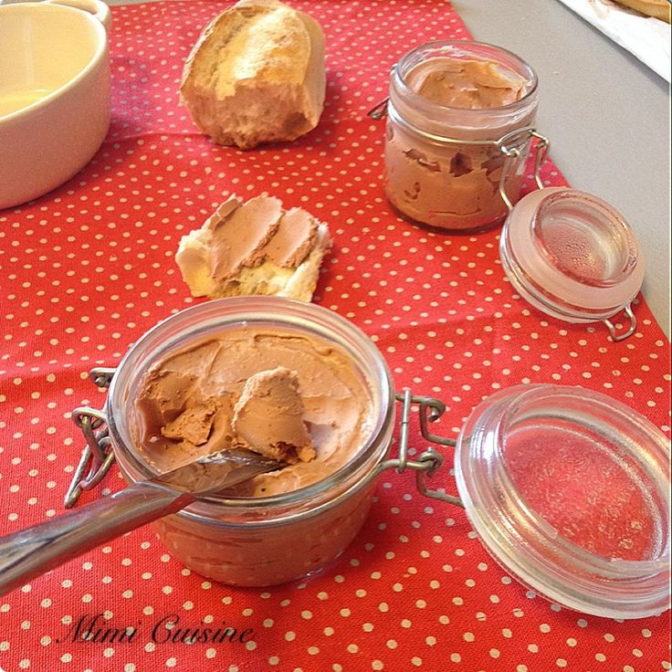 Mousse de foie by Thermomix - Mimi Cuisine