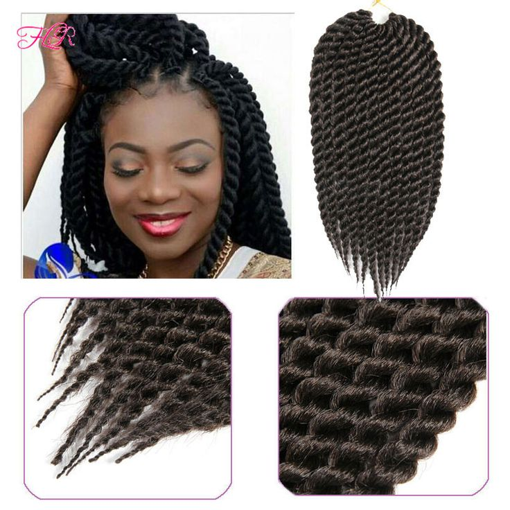 about Crochet Braids Hair on Pinterest Short crochet braids, Crochet ...