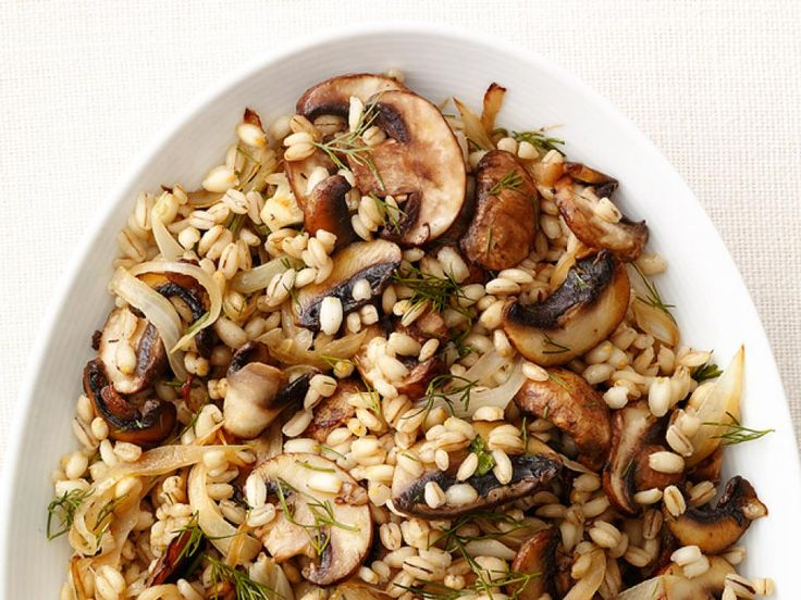 Fill them up with hearty grains like farro, bulgur, couscous, brown rice and more using these side dish recipes from Food Network.