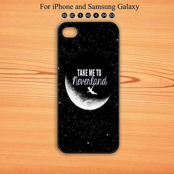 Peter Pan,iPhone 5 case,iPhone 5C Case,iPhone 5S Case, Phone case,iPhone 4 Case, iPhone 4S Case,Galaxy Samsung S3, S4