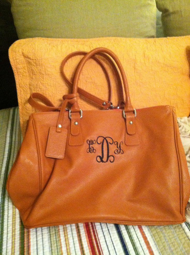Love my new purse!  Pin it - try it- love It!