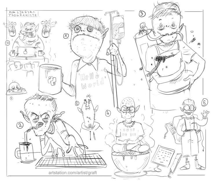 Teczka 2D Szkicownik_Graft - Strona 11