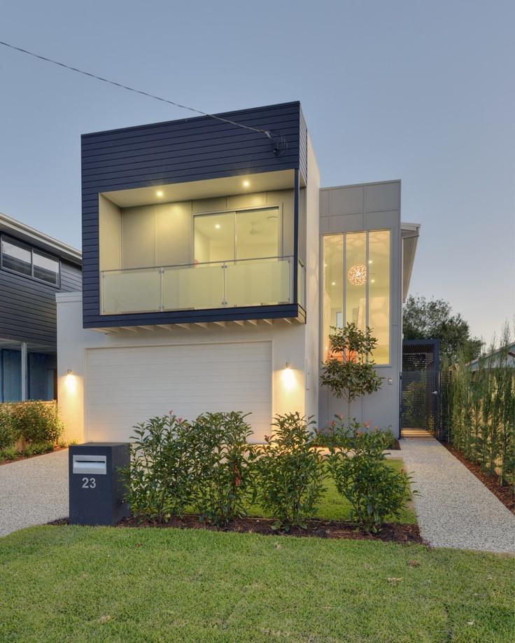 Fabulous modern facade