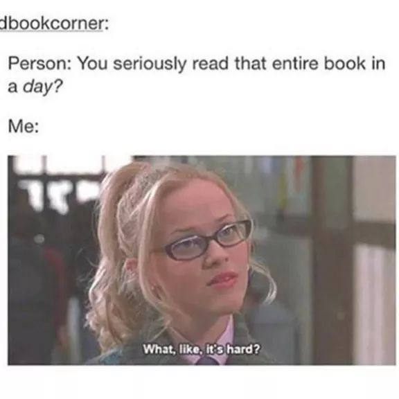 15 Slightly Odd Things All Book Lovers Have Done