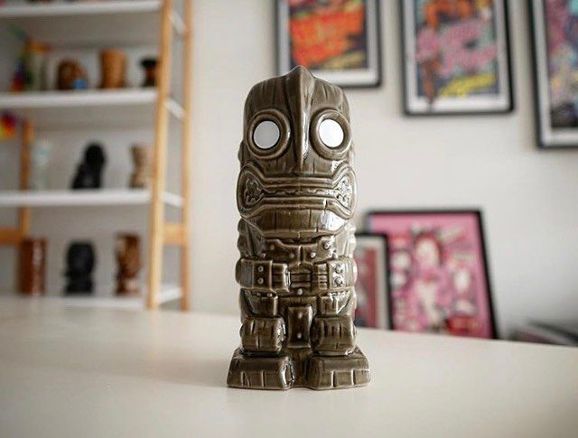 """1,384 Likes, 5 Comments - MONDO (@mondonews) on Instagram: """"#Repost from @scrtlyswdsh: ・・・ New tiki mug for the collection, @mondotees Iron Giant. If there was…"""""""