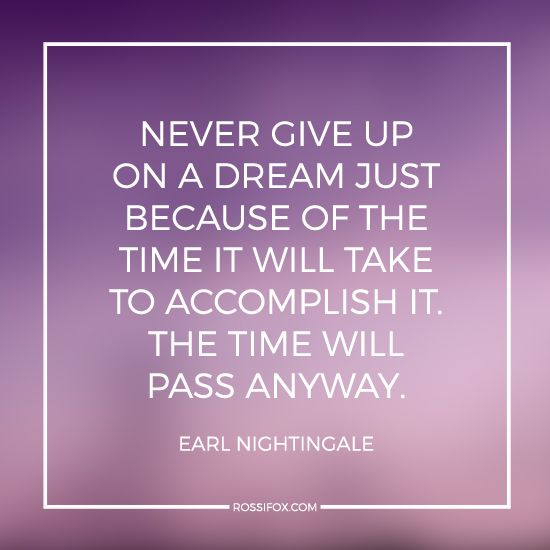 Earl Nightingale Quote About Perseverance