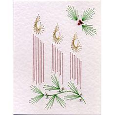 Free Paper Stitching Cards Patterns | Free Patterns