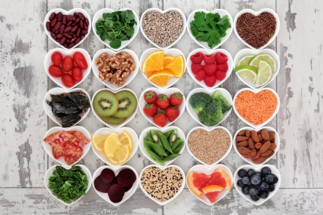 Dbaj o serce z pomocą diety