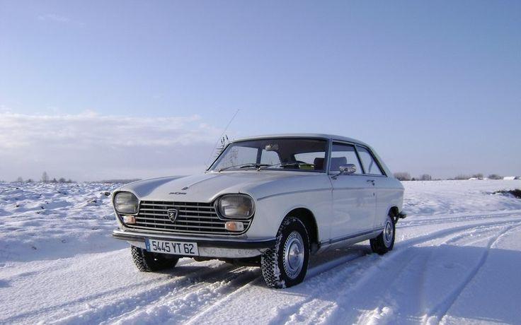 Peugeot 204 coupé (1965-1976)