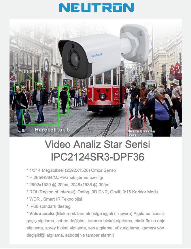 Star Serisi Video Analiz