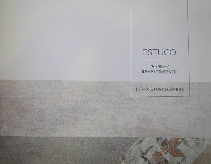 The Estuco series is a #ceramic collection with many supporters thanks to its soft textures and wide variety of decorations.