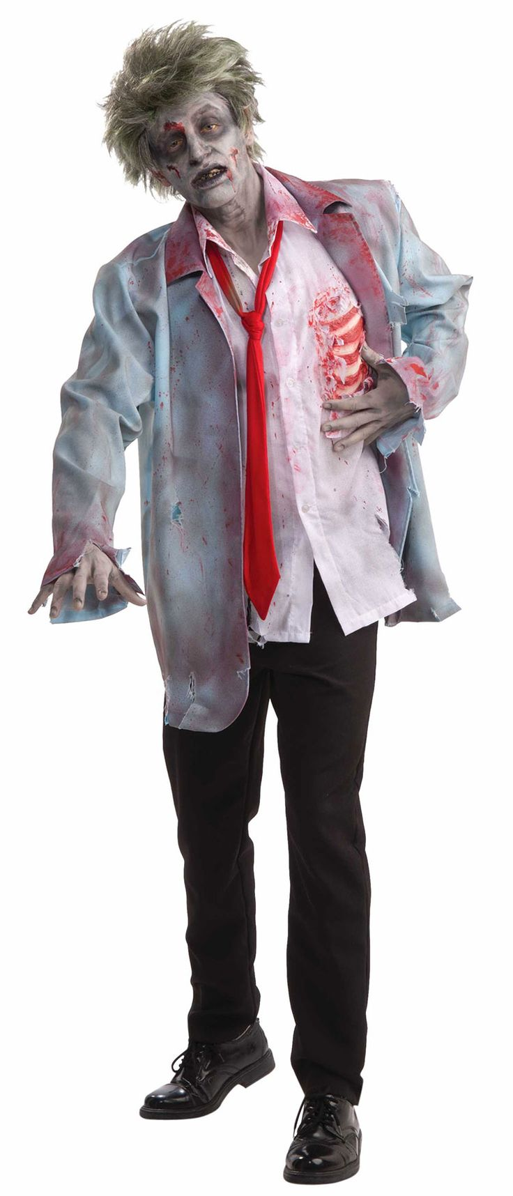 Man Zombie Costume - Zombie Costumes