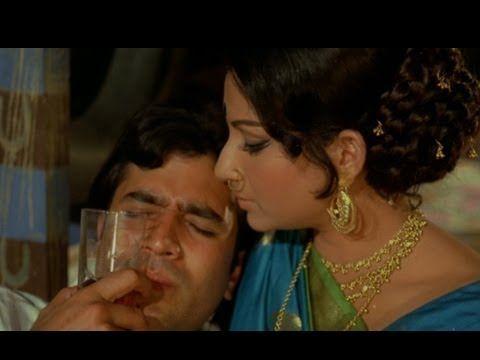 Chingari Koi Bhadke - Amar Prem - Rajesh Khanna, Sharmila Tagore - Old H...