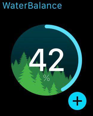 Waterbalance Apple Watch App
