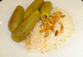Ablama (Stuffed Zucchini) lebanese