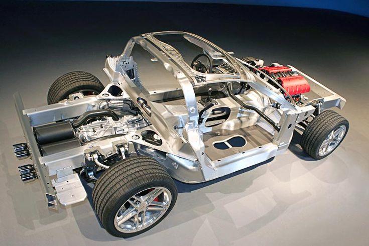 Corvette C5, More Than Meets the Eye.
