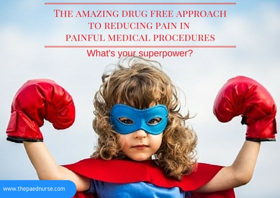 Awesome and effective little trick to help kids without more medications!