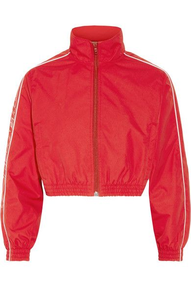 Vetements - Cropped Shell Jacket - SALE20 at Checkout for an extra 20% off