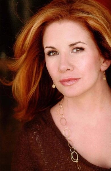 April Queen - Carlisle's mom (inspired by Melissa Gilbert)
