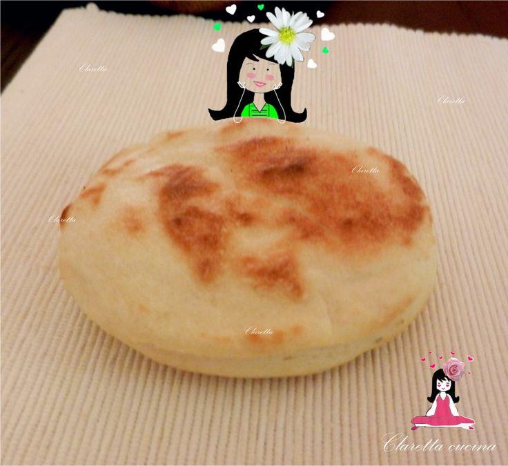 Tigelle modenesi, Ricetta della nonna , con il burro al posto dello strutto